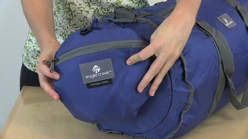 Eagle Creek Packable Duffel - image 9 from the video