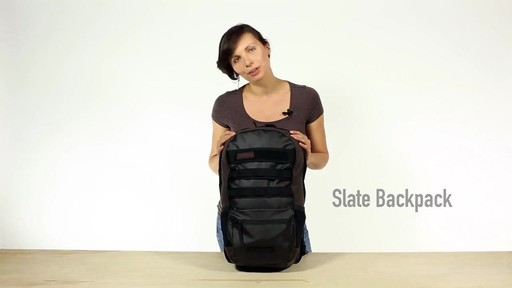 Timbuk2 Slate Laptop Backpack - eBags.com - image 1 from the video