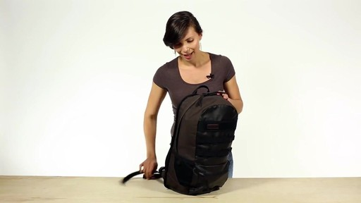Timbuk2 Slate Laptop Backpack - eBags.com - image 10 from the video