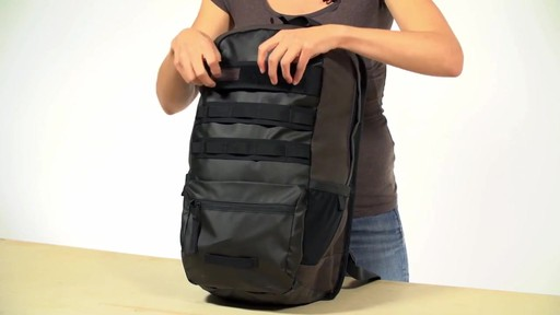 Timbuk2 Slate Laptop Backpack - eBags.com - image 2 from the video