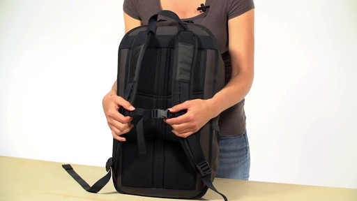 Timbuk2 Slate Laptop Backpack - eBags.com - image 9 from the video