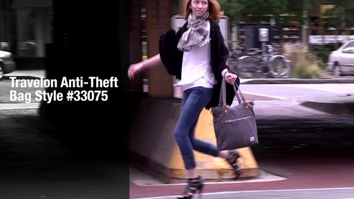 Travelon Anti-Theft Heritage Tote - eBags.com - image 1 from the video