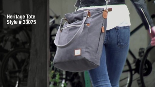 Travelon Anti-Theft Heritage Tote - eBags.com - image 9 from the video