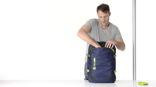 Pacsafe Venturesafe 45L GII - on eBags.com - image 1 from the video