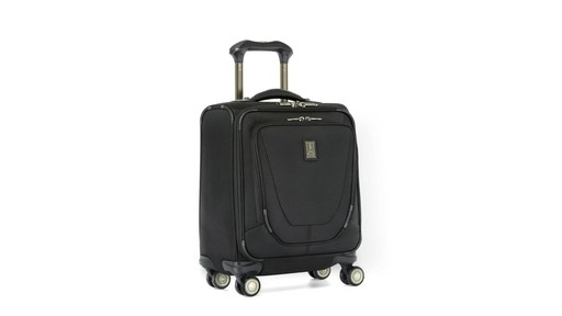 Travelpro Crew 11 Spinner Tote - image 6 from the video