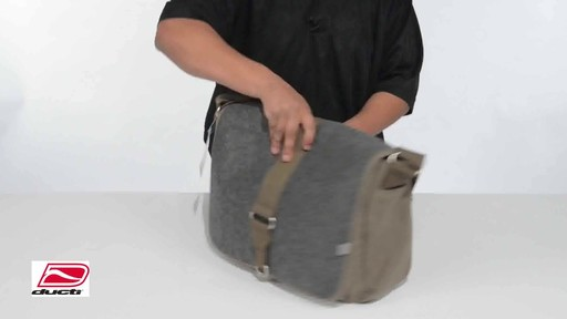 Ducti Infiltrator Laptop Messenger - image 3 from the video