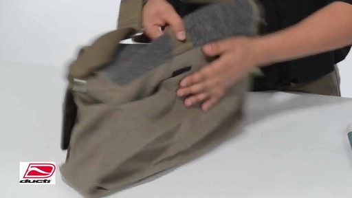 Ducti Infiltrator Laptop Messenger - image 4 from the video