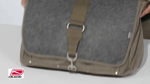 Ducti Infiltrator Laptop Messenger - image 9 from the video