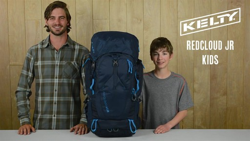 Kelty Redcloud Junior Hiking Backpack - image 1 from the video