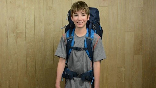 Kelty Redcloud Junior Hiking Backpack - image 2 from the video