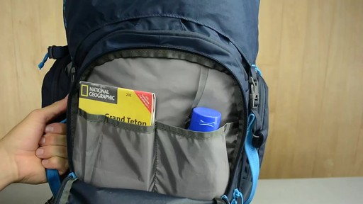 Kelty Redcloud Junior Hiking Backpack - image 4 from the video