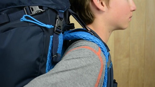 Kelty Redcloud Junior Hiking Backpack - image 8 from the video