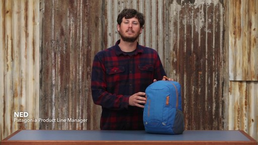 Patagonia Kids' Refugio 15L Daypack - image 1 from the video