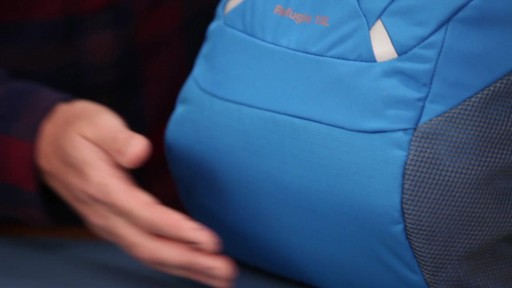 Patagonia Kids' Refugio 15L Daypack - image 4 from the video