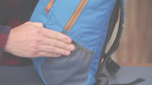 Patagonia Kids' Refugio 15L Daypack - image 7 from the video