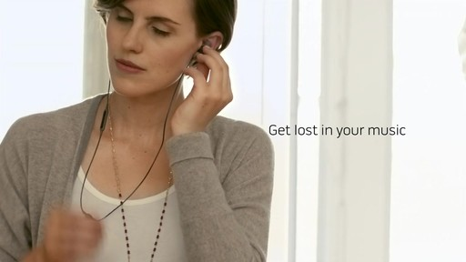 Bose SoundTrue Ultra In-Ear Headphones - Shop eBags.com - image 2 from the video