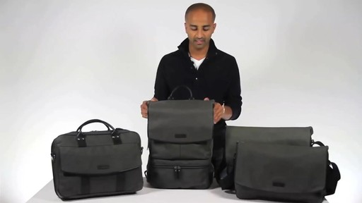 Timbuk2 Proof Laptop Messenger - eBags.com - image 2 from the video