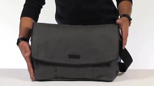 Timbuk2 Proof Laptop Messenger - eBags.com - image 3 from the video