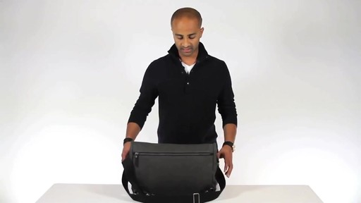 Timbuk2 Proof Laptop Messenger - eBags.com - image 8 from the video