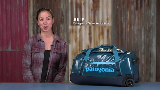 Patagonia Black Hole Wheeled Duffle 45L - on eBags.com - image 1 from the video