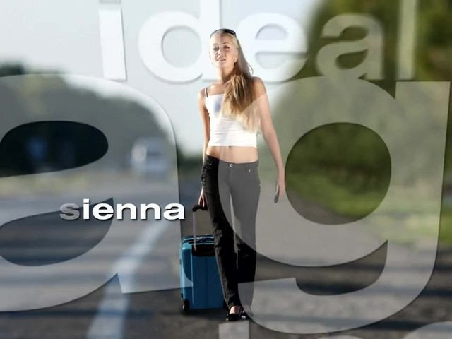 Traveler's Choice Sienna 21 in. Hybrid Rolling Carry-On Garment Bag / Upright - image 9 from the video