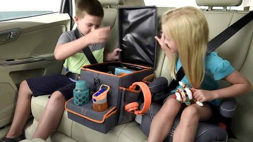 High Road Back Seat Cooler & Play Station - eBags.com - image 1 from the video
