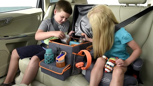 High Road Back Seat Cooler & Play Station - eBags.com - image 2 from the video