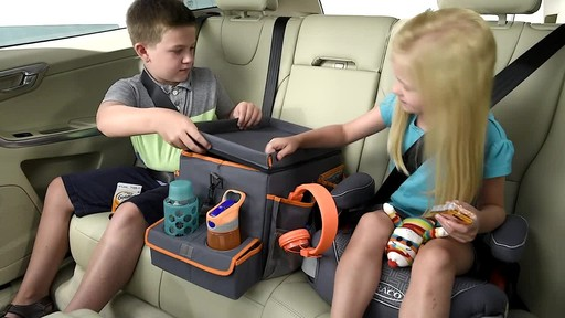 High Road Back Seat Cooler & Play Station - eBags.com - image 3 from the video
