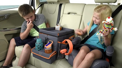 High Road Back Seat Cooler & Play Station - eBags.com - image 4 from the video