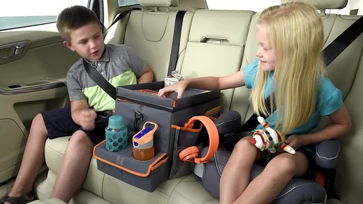High Road Back Seat Cooler & Play Station - eBags.com - image 5 from the video