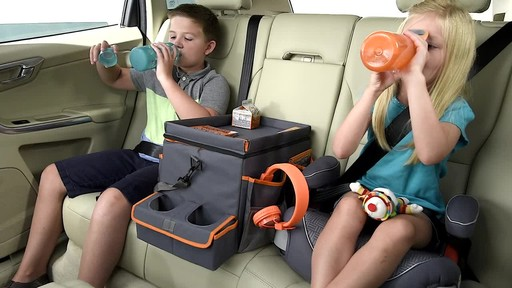 High Road Back Seat Cooler & Play Station - eBags.com - image 6 from the video
