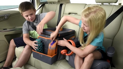 High Road Back Seat Cooler & Play Station - eBags.com - image 7 from the video