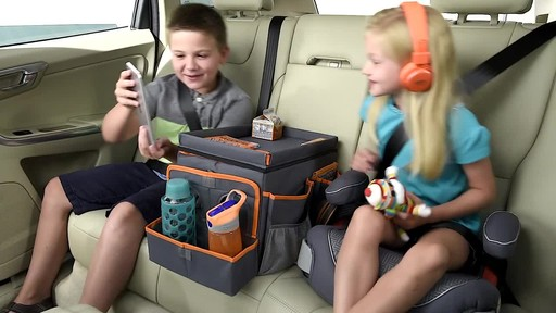 High Road Back Seat Cooler & Play Station - eBags.com - image 9 from the video