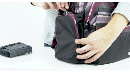 Lug Echo Packable Backpack - image 7 from the video
