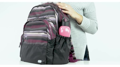 Lug Echo Packable Backpack - image 9 from the video