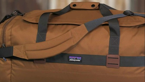 Patagonia Arbor Duffle 60L - image 3 from the video