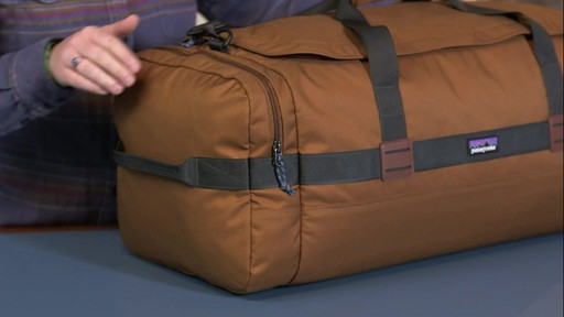 Patagonia Arbor Duffle 60L - image 6 from the video