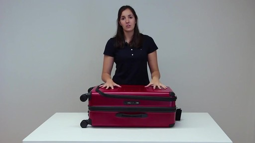 Victorinox Spectra 2.0 Expandable Luggage - on eBags.com - image 1 from the video