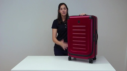 Victorinox Spectra 2.0 Expandable Luggage - on eBags.com - image 10 from the video