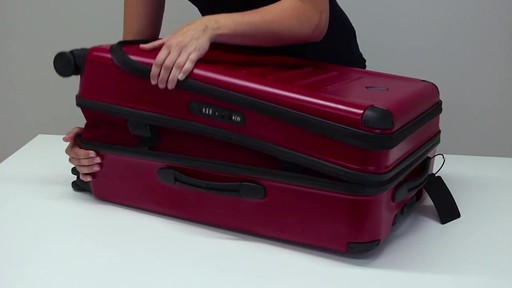 Victorinox Spectra 2.0 Expandable Luggage - on eBags.com - image 2 from the video