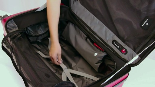 Victorinox Spectra 2.0 Expandable Luggage - on eBags.com - image 5 from the video