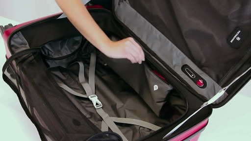 Victorinox Spectra 2.0 Expandable Luggage - on eBags.com - image 6 from the video