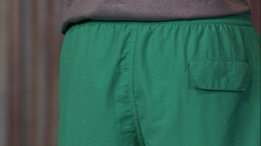 Patagonia Mens Baggies Long Shorts - 7 in - image 8 from the video