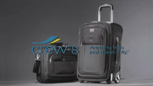 Travelpro Crew 8 Luggage - image 10 from the video