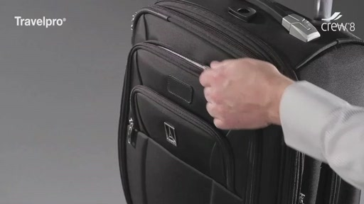 Travelpro Crew 8 Luggage - image 3 from the video