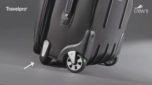 Travelpro Crew 8 Luggage - image 7 from the video