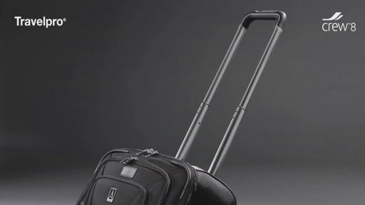 Travelpro Crew 8 Luggage - image 8 from the video
