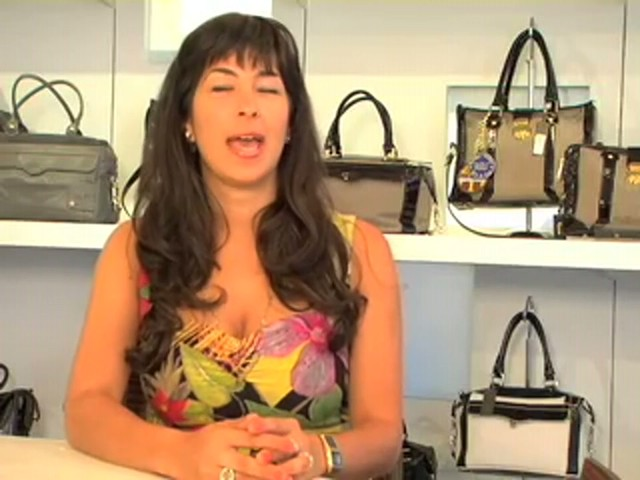 Interview with Rebecca Minkoff - image 2 from the video