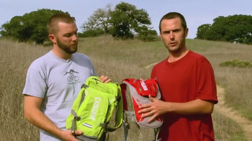 Camelbak Charge 450 and 240 - image 2 from the video