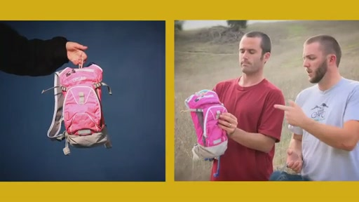 CamelBak Skeeter, MiniMULE and Scout - image 4 from the video